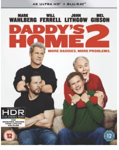 Daddys Home 2 4K Ultra HD (import)
