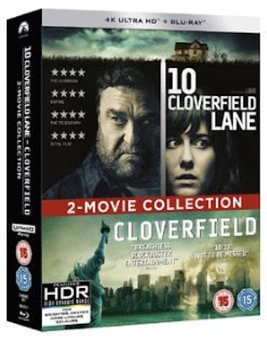 10 Cloverfield Lane + Cloverfield 4K Ultra HD (import)