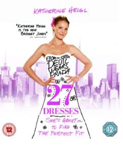 27 Dresses Blu-Ray (import)