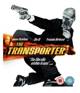 The Transporter Blu-Ray