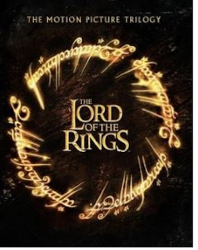 The Lord Of The Rings - Trilogy (3 Disc) Bluray (import)