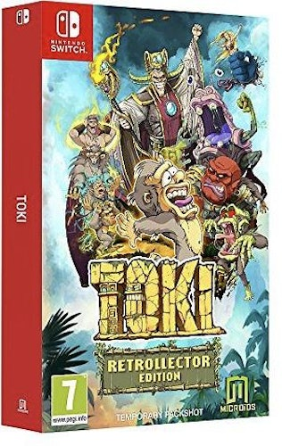 Toki - Collector's Edition (Switch)