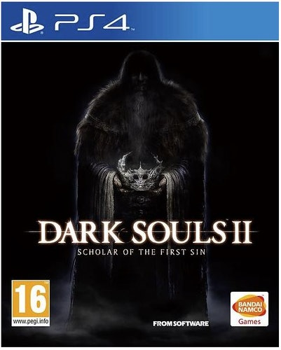 Dark Souls II - Scholar of the First Sin Edition (PS4)