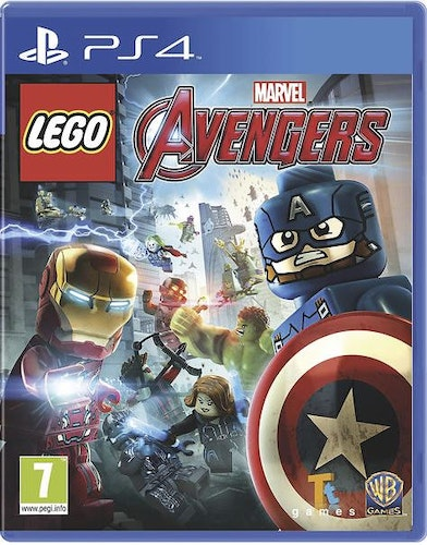 LEGO: Marvel's Avengers (PS4)