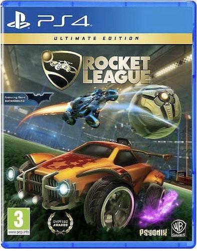 Rocket League - Ultimate Edition (PS4)