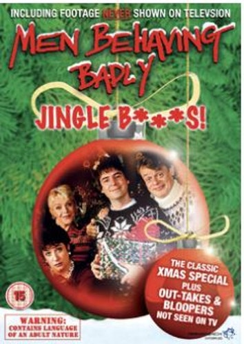 Men Behaving Badly - Jingle Balls DVD (import)