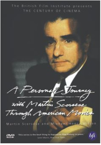 A Personal Journey With Martin Scorsese Through American Movie DVD (import)