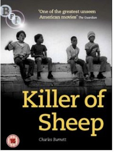 Killer Of Sheep DVD  1978 (import)