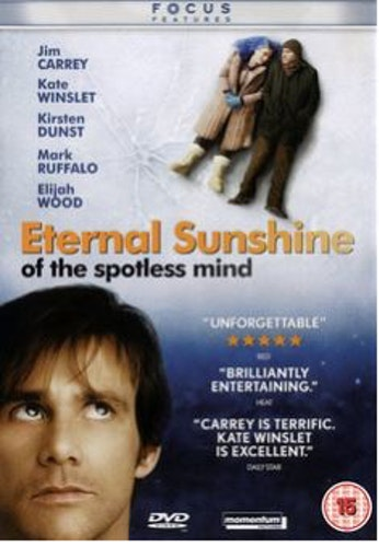 Eternal Sunshine Of The Spotless Mind DVD (import)