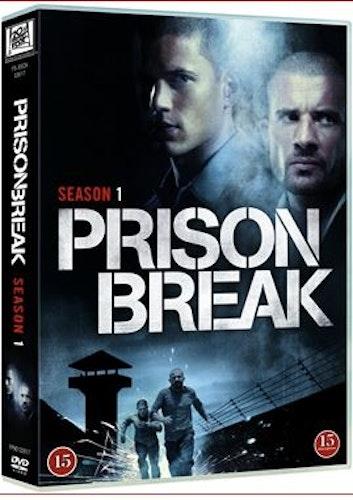 Prison Break - Säsong 1 DVD