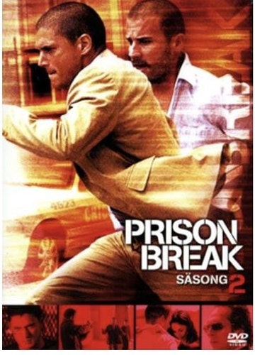 Prison Break - Säsong 2 DVD