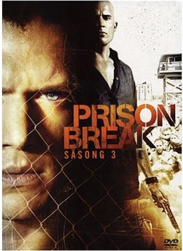 Prison Break - Säsong 3 DVD