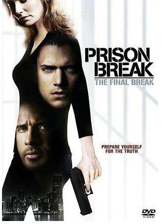 Prison Break Final Break DVD
