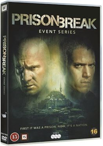 Prison Break S5: Event Series (3-disc) DVD
