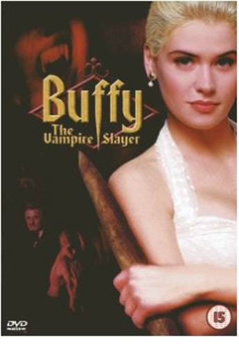 Buffy: The Vampire Slayer - The Movie DVD (Import Sv.Text)