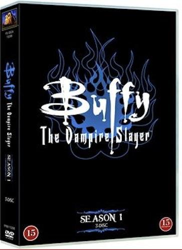 Buffy the Vampire Slayer - Säsong 1 DVD