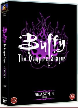 Buffy the Vampire Slayer - Säsong 4 DVD