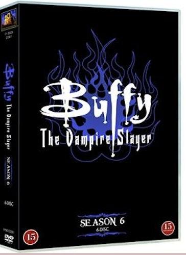 Buffy the Vampire Slayer - Säsong 6 DVD