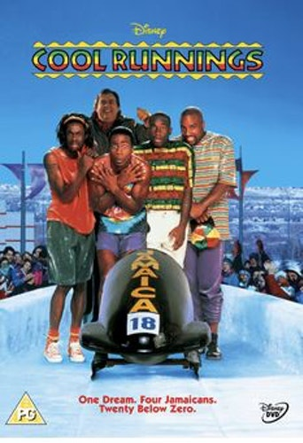 Cool Runnings Disney DVD (import)