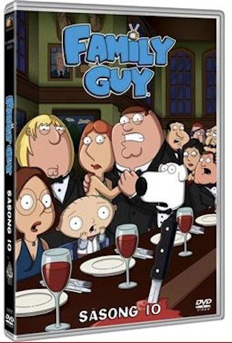 Family Guy - Säsong 10 DVD