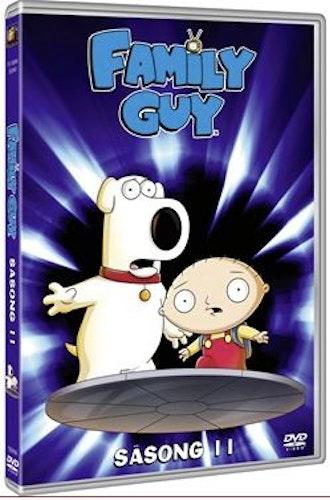 Family Guy - Säsong 11 DVD