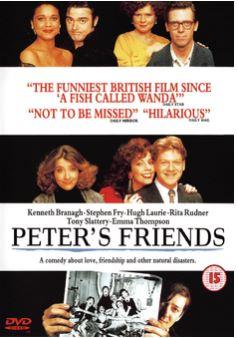 Peter's Friends DVD (import)