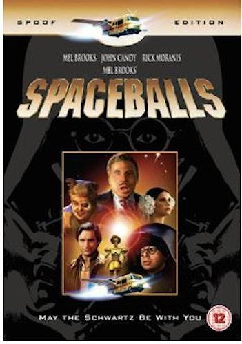 Det våras för rymden DVD (import med svensk text)