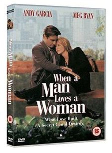 When A Man Loves A Woman DVD (import)