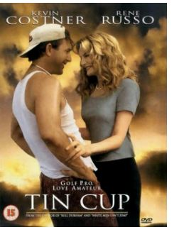 Tin Cup DVD (import)