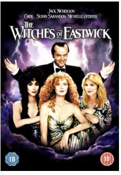 Häxorna i Eastwick DVD (import)