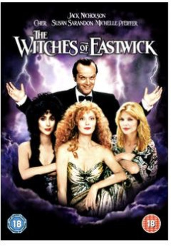 Häxorna i Eastwick DVD (import)