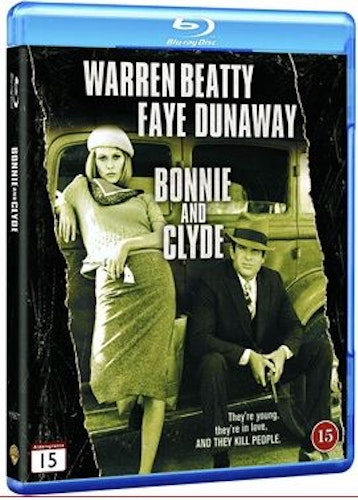 Bonnie And Clyde bluray 1967
