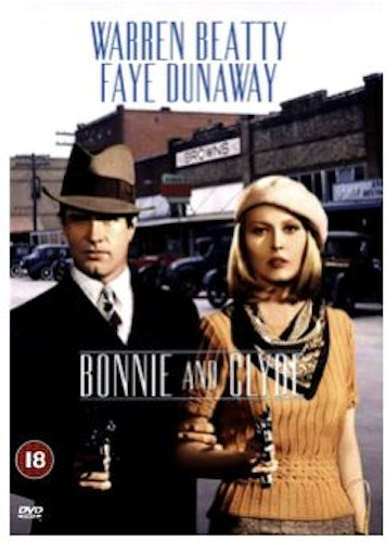 Bonnie And Clyde DVD  1967 (import)