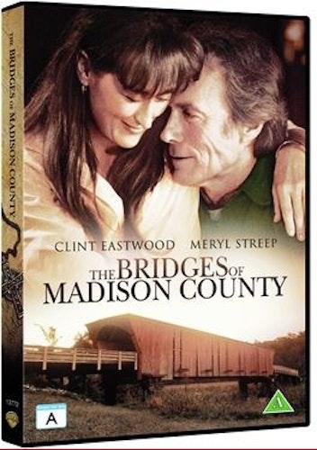 Broarna i Madison County DVD