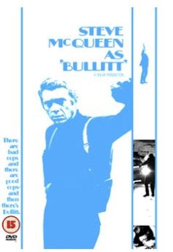 Bullitt DVD (import)