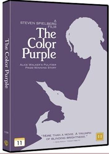 Purpurfärgen DVD