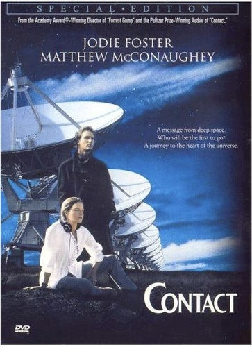 Contact DVD (import)