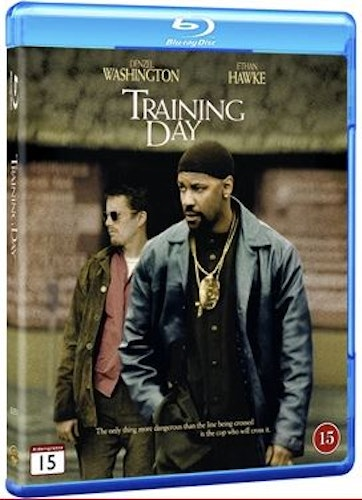 Training Day bluray
