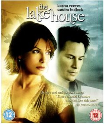Huset vid sjön/The lake house bluray (import)