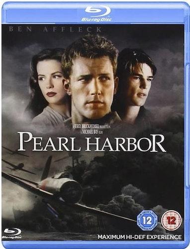 Pearl Harbor bluray (import med svensk text)