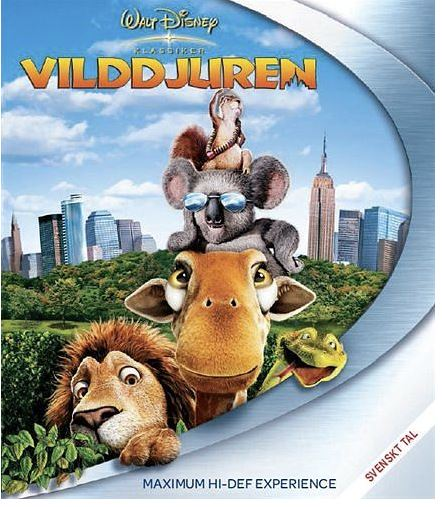 Disneyklassiker 46 - Vilddjuren bluray