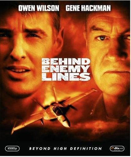 Behind Enemy Lines (bluray)