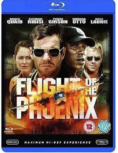 Flight Of The Phoenix bluray