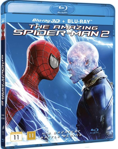 Amazing Spider-man 2 3D