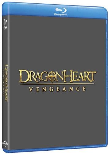 DRAGONHEART: VENGEANCE (bluray)