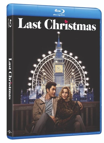 LAST CHRISTMAS (bluray)