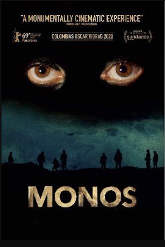 Monos (bluray)