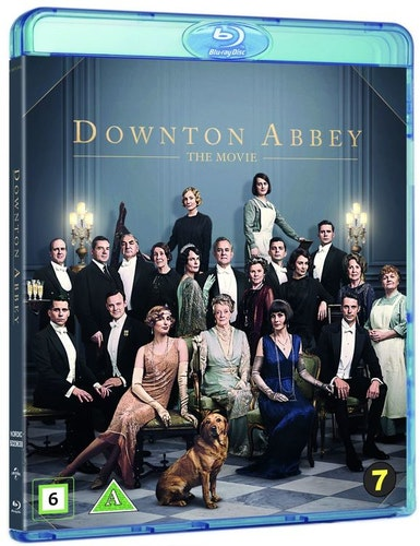 DOWNTON ABBEY The Movie (2019) (bluray)