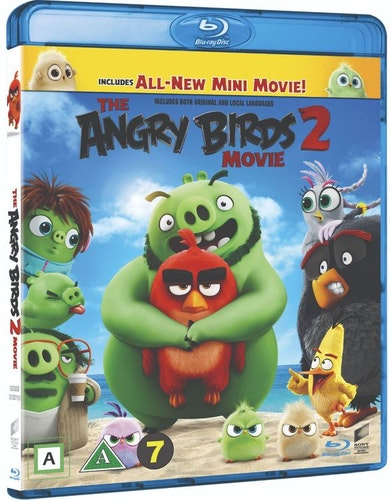 Angry Birds movie 2 (bluray)