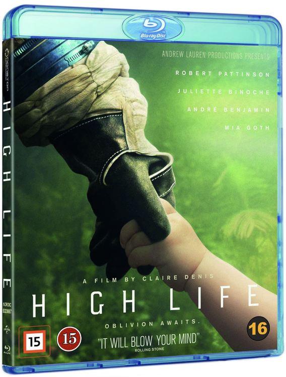 HIGH LIFE (bluray)